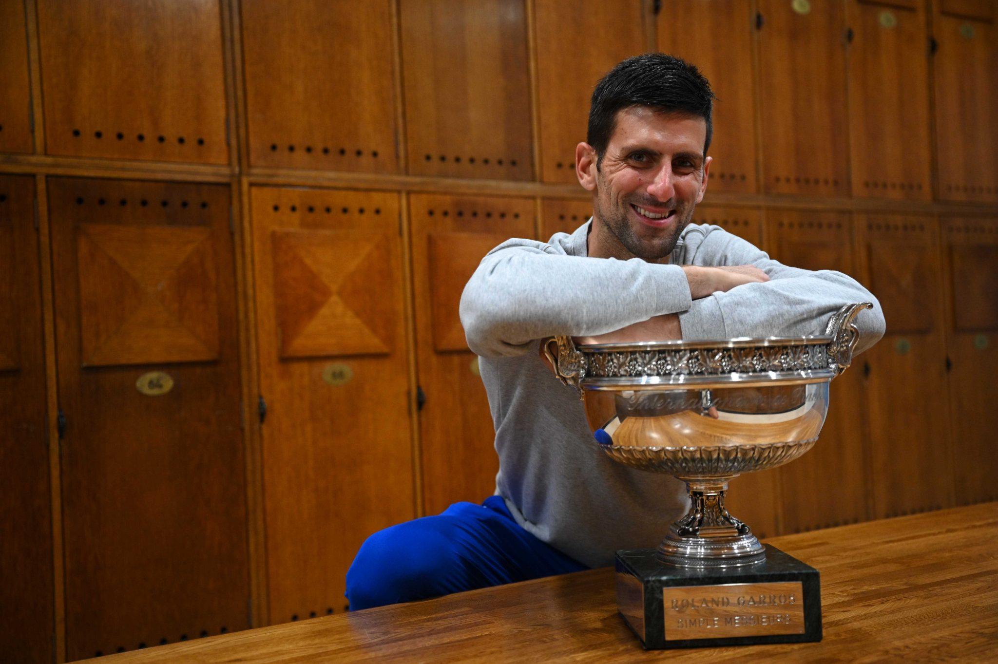 Novak Djokovic wins French Open Tennis Title 2021 | நோவக் ஜோகோவிச் பிரெஞ்சு ஓபன் 2021 டென்னிஸ் பட்டத்தை வென்றார் |_40.1