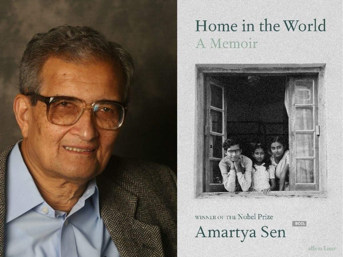 'Home in the World' Book: by Amartya Sen's memoir | 'ஹோம் இன் தி வேர்ல்ட்' புத்தகம்: அமர்த்தியா செனின் நினைவுக் குறிப்பு |_40.1