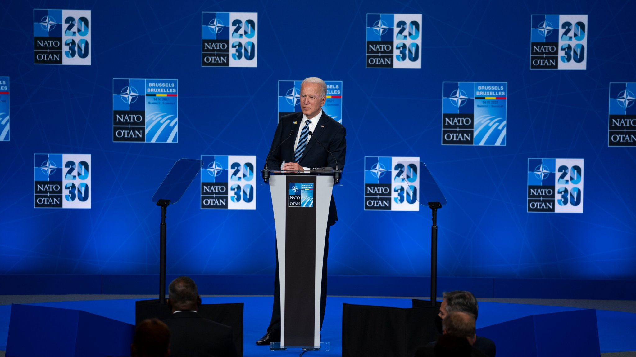 2021 NATO Summit Held in Brussels, Belgium | 2021 NATO உச்சி மாநாடு பெல்ஜியத்தின் பிரஸ்ஸல்ஸில் நடைபெற்றது |_40.1