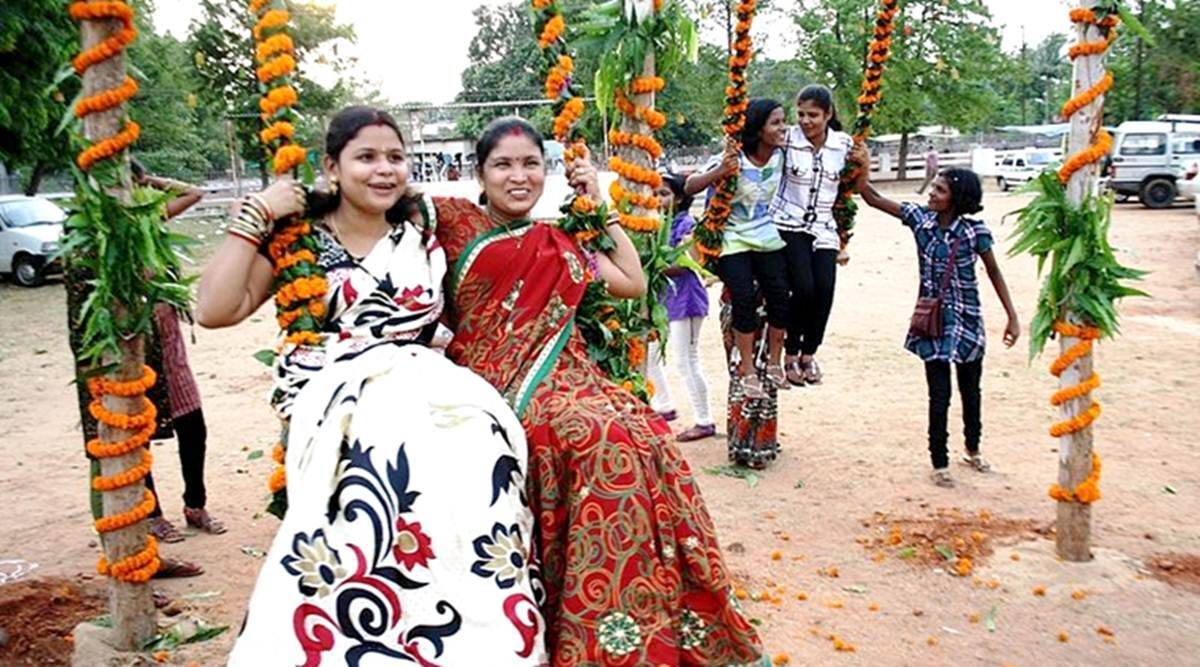Raja Parba- Odisha's Famous Festival celebrated | ராஜ பர்பா- ஒடிசாவின் பிரபல விழா கொண்டாடப்பட்டது |_40.1