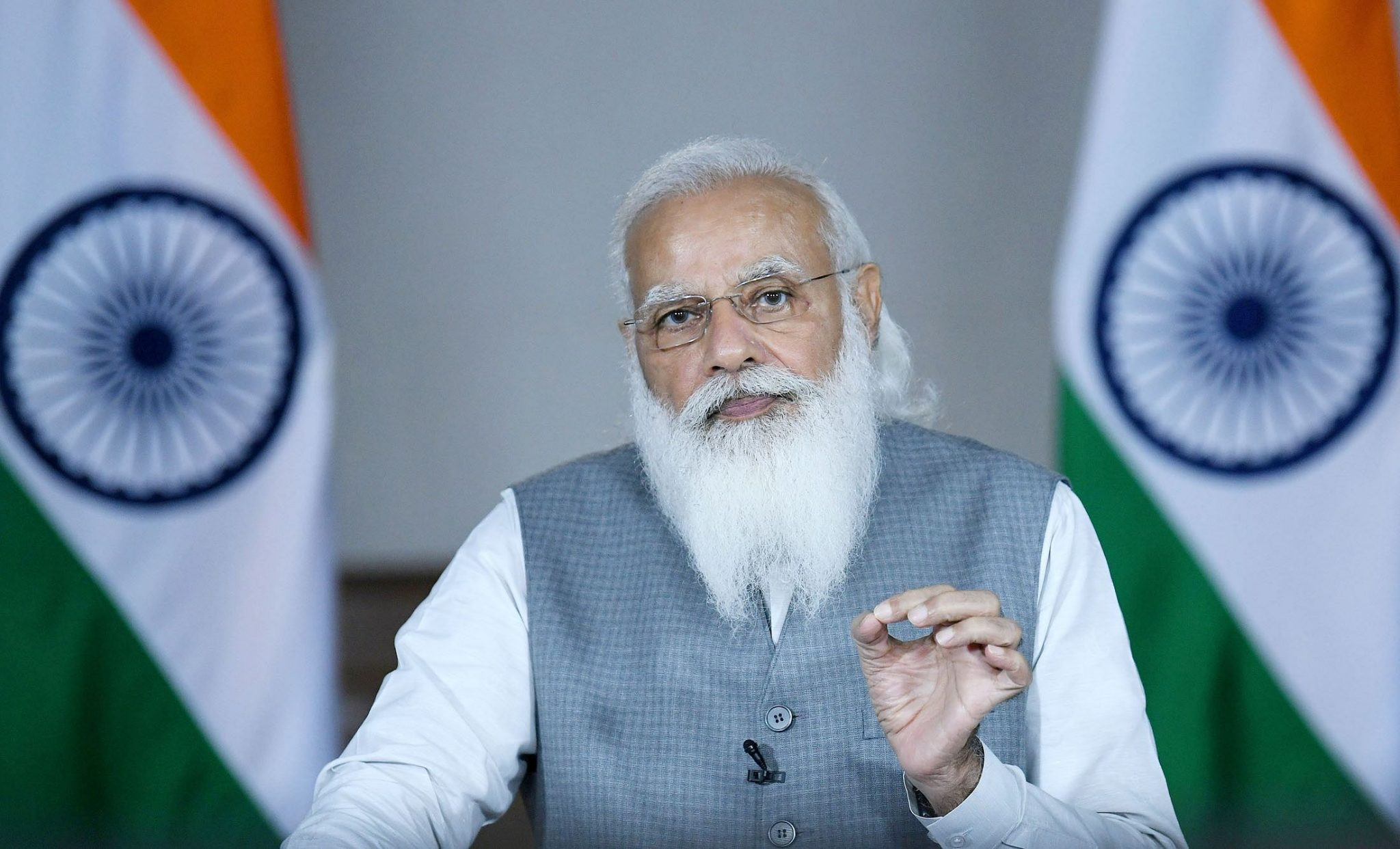 PM Modi Virtually Addresses 5th edition of VivaTech in Paris | பாரிஸில் விவாடெக்கின் 5 வது பதிப்பை பிரதமர் மோடி காணொளியில் உரையாற்றினார் |_40.1