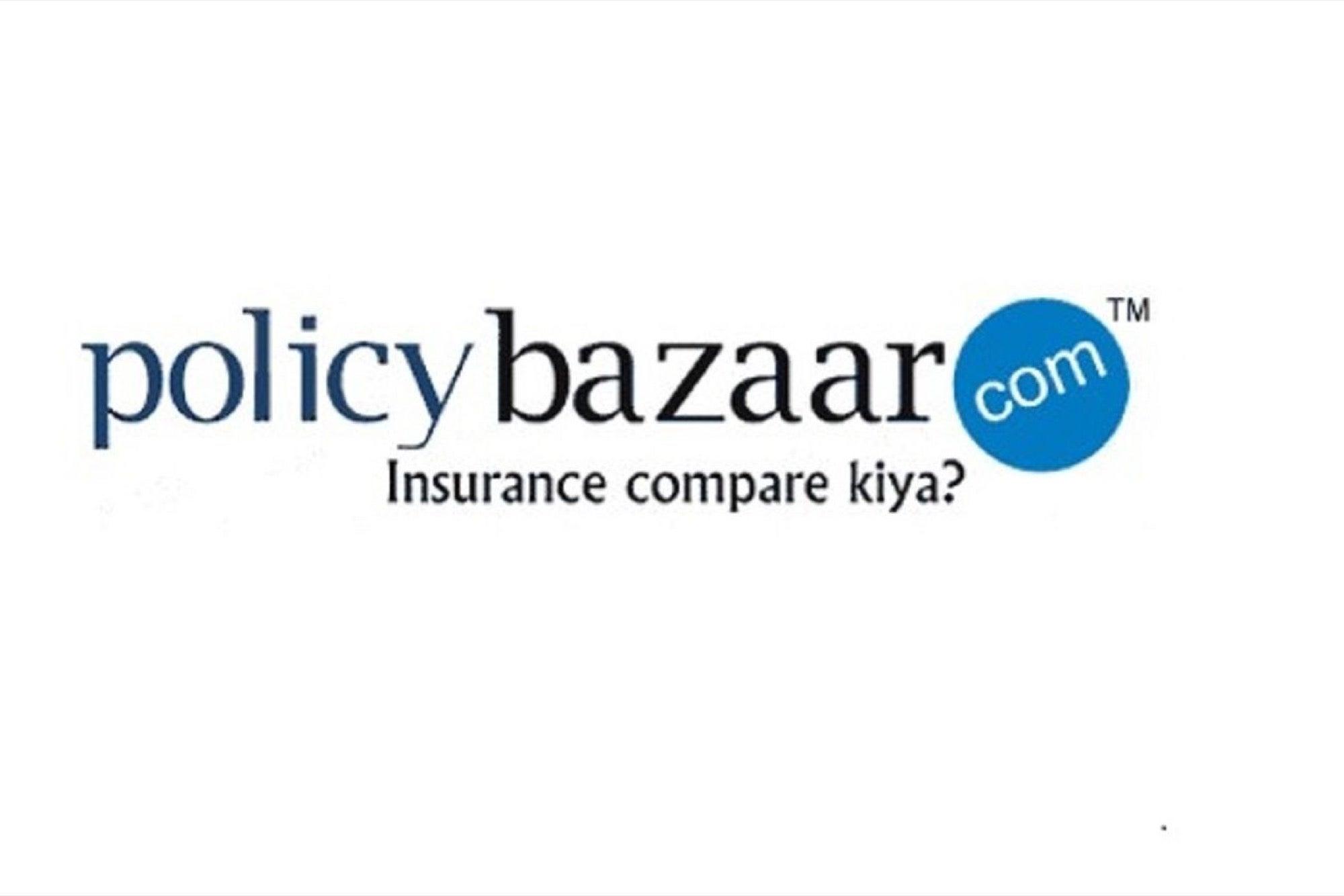 Policybazaar gets insurance broking licence | பாலிசிபஜார் காப்பீட்டு தரகு உரிமத்தைப் பெற்றுள்ளது |_40.1