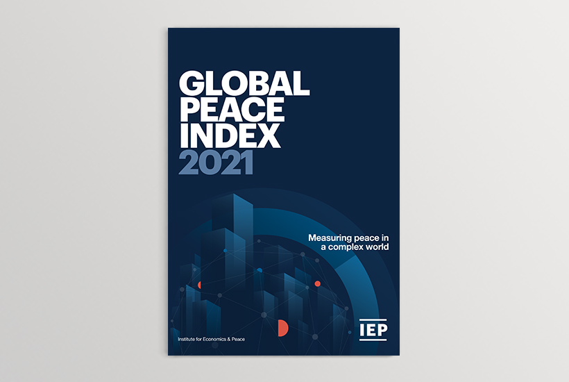 Global Peace Index 2021 announced   உலகளாவிய அமைதி குறியீட்டின் 2021 அறிவிக்கப்பட்டுள்ளது  _40.1