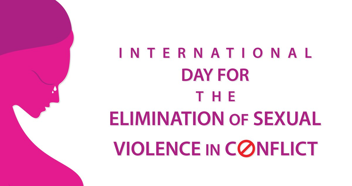 International Day for the Elimination of Sexual Violence in Conflict | கலவரத்தில் பாலியல் வன்முறைகளை ஒழிப்பதற்கான சர்வதேச தினம் |_40.1