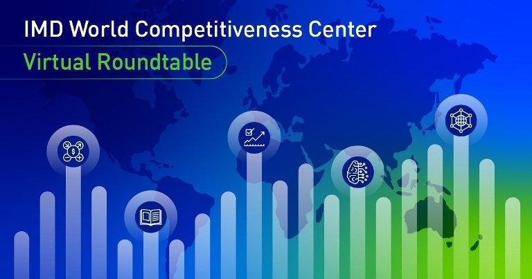 India maintains 43rd rank on IMD's World Competitiveness Index 2021   IMDயின் உலக போட்டித்திறன் குறியீட்டு 2021 இல் இந்தியா 43 வது இடத்தைப் பிடித்துள்ளது  _40.1