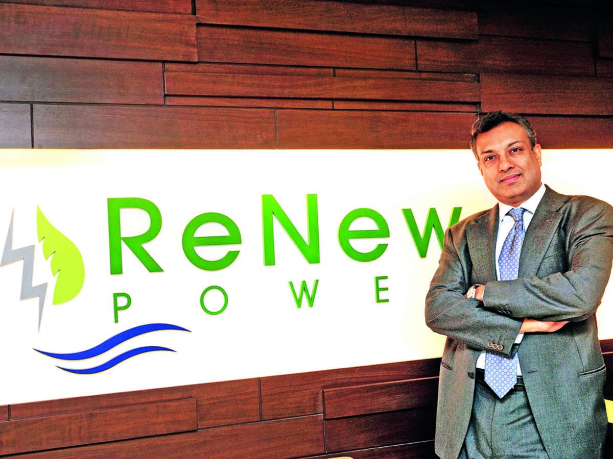 ReNew Power CMD Sumant Sinha recognised as SDG Pioneers by UNGC   UNGC யால் SDG முன்னோடிகளாக ரென்யூ பவர் CMD சுமந்த் சின்ஹா அங்கீகரிக்கப்பட்டார்  _40.1