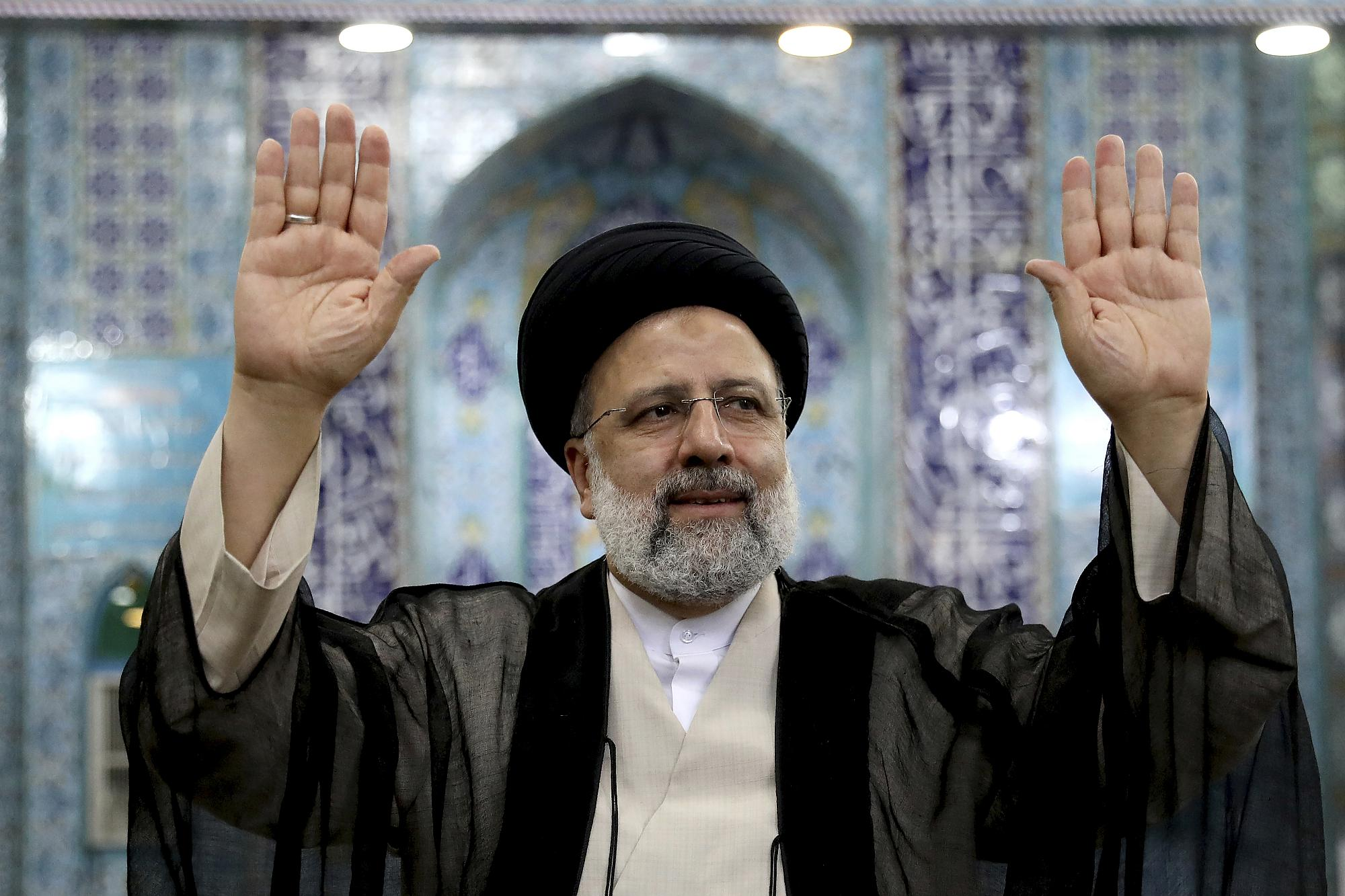 Ebrahim Raisi wins Iran's 2021 Presidential Election | ஈரானின் 2021 ஜனாதிபதித் தேர்தலில் இப்ராஹிம் ரைசி வெற்றி பெற்றார் |_40.1