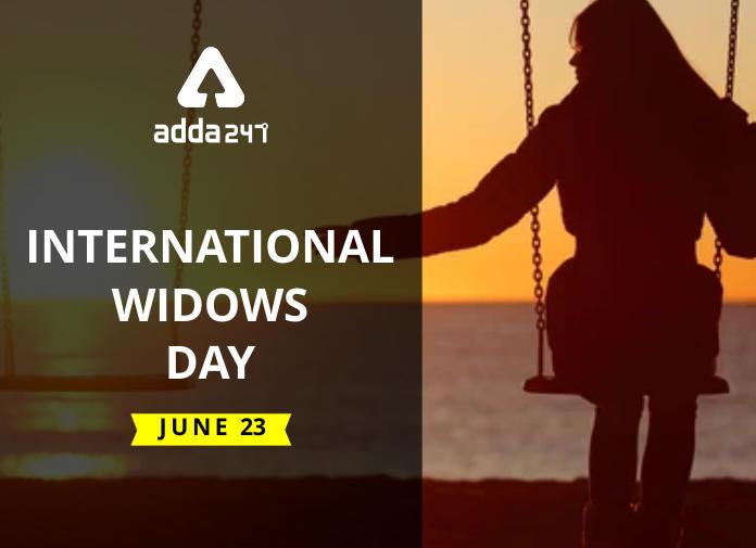 International Widows Day: 23 June | சர்வதேச விதவைகள் தினம்: 23 ஜூன் |_40.1
