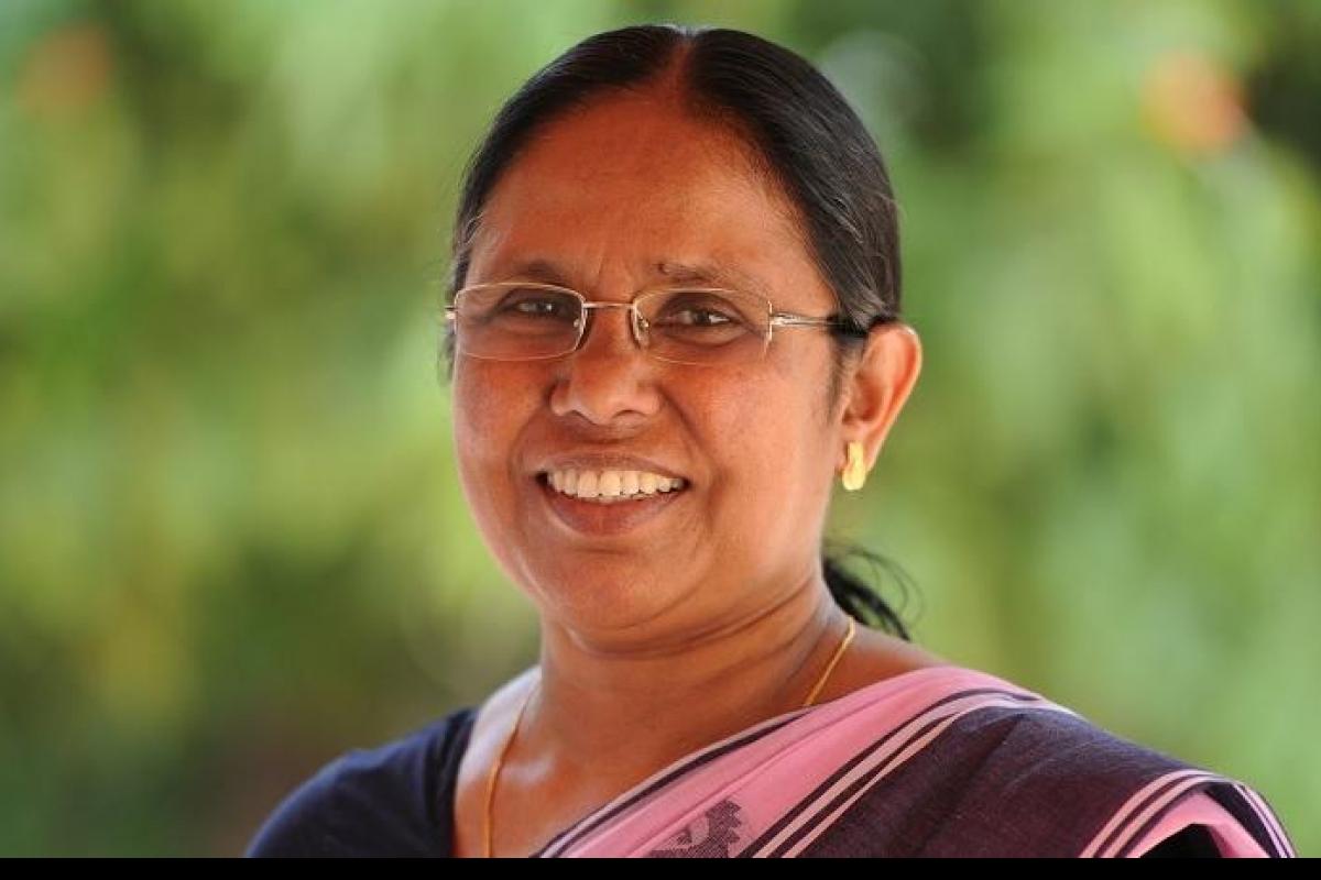 KK Shailaja awarded prestigious CEU Open Society Prize for 2021 |K.K.ஷைலாஜாவுக்கு 2021 ஆம் ஆண்டிற்கான மதிப்புமிக்க CEU ஓபன் சொசைட்டி பரிசு வழங்கப்பட்டது |_40.1