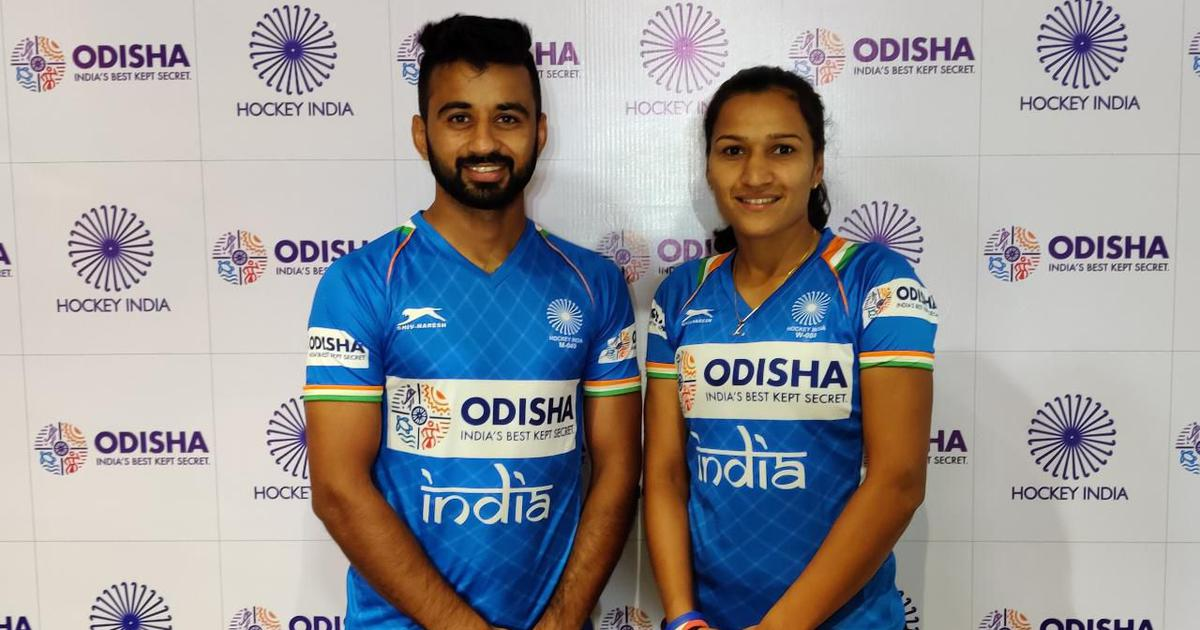 Rani Rampal, Manpreet Singh named captains of Indian hockey teams | ராணி ராம்பால், மன்பிரீத் சிங் இந்திய ஹாக்கி அணிகளின் கேப்டன்களாக நியமிக்கப்பட்டனர் |_40.1