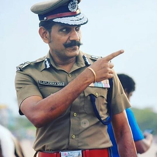 Sylendra Babu appointed Tamil Nadu DGP | சைலேந்திர பாபு தமிழக டிஜிபி ஆக பதவி ஏற்றார் |_40.1