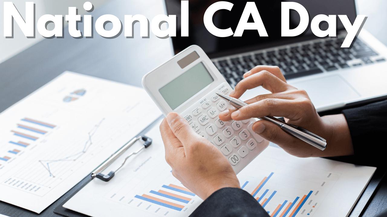 National Chartered Accountants Day: 01 July | தேசிய பட்டய கணக்காளர்கள் தினம்: ஜூலை 01 |_40.1