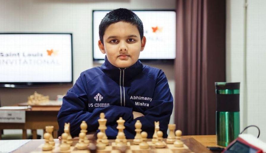 Indian-origin American Abhimanyu Mishra becomes youngest ever chess Grandmaster | இந்திய வம்சாவளியைச் சேர்ந்த அமெரிக்கன் அபிமன்யு மிஸ்ரா இளைய சதுரங்க கிராண்ட்மாஸ்டராகிறார் |_40.1
