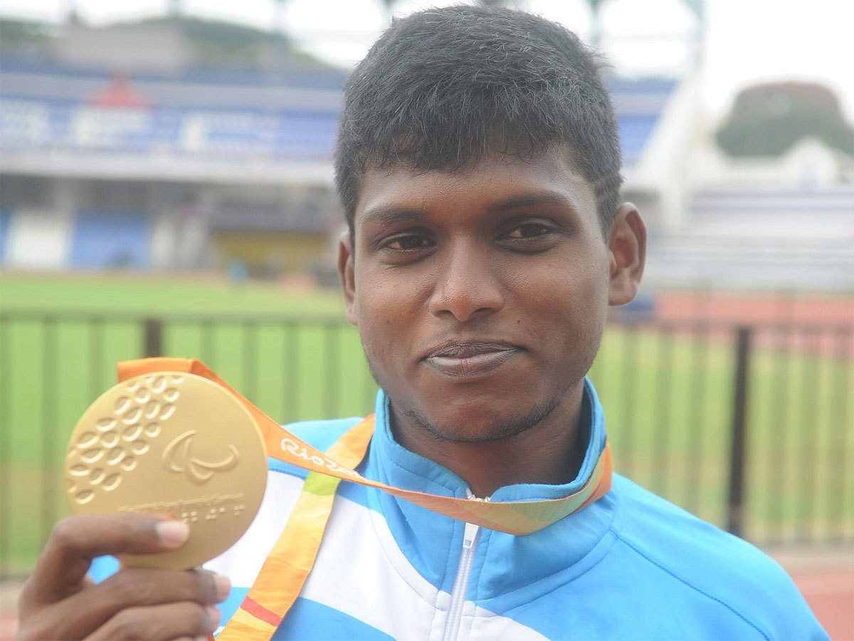 Mariyappan Thangavelu named flag-bearer for Tokyo Paralympics | டோக்கியோ பாராலிம்பிக்கிற்கு கொடியை மரியப்பன் தங்கவேலு ஏந்துகிறார் |_40.1