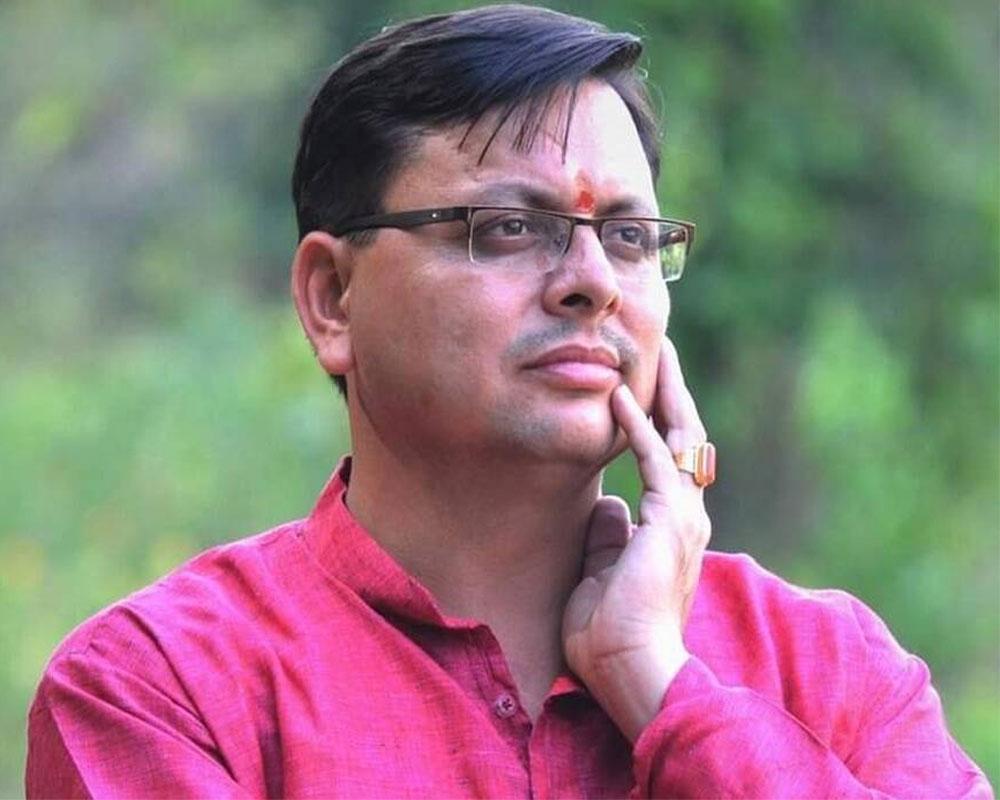 Pushkar Singh Dhami to be next chief minister of Uttarakhand   உத்தரகண்ட் மாநிலத்தின் அடுத்த முதல்வராக புஷ்கர் சிங் தாமி பதவி ஏற்றார்  _40.1