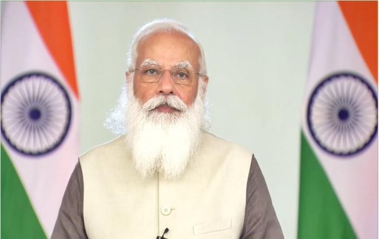 PM Narendra Modi inaugurates the Co-WIN Global Conclave | Co-WIN உலகளாவிய மாநாட்டை பிரதமர் நரேந்திர மோடி தொடங்கி வைத்தார் |_40.1