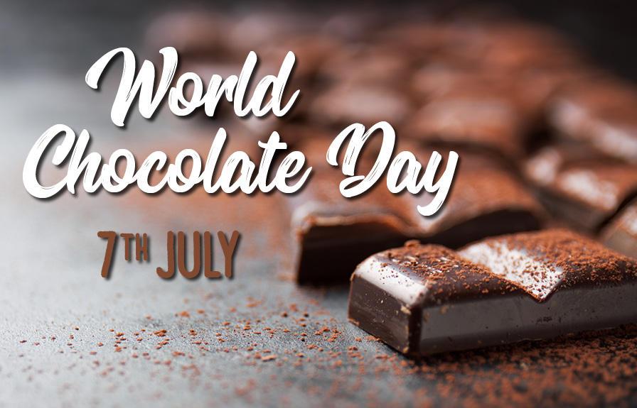 World Chocolate Day celebrated on 7th July   உலக சாக்லேட் தினம் ஜூலை 7 அன்று கொண்டாடப்படுகிறது  _40.1