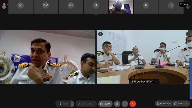 India, Sri Lanka and Maldives hold virtual trilateral exercise TTX-2021   இந்தியா, இலங்கை மற்றும் மாலத்தீவுகள் மெய்நிகர் முத்தரப்பு TTX -2021 பயிற்சியை நடத்தியது  _40.1