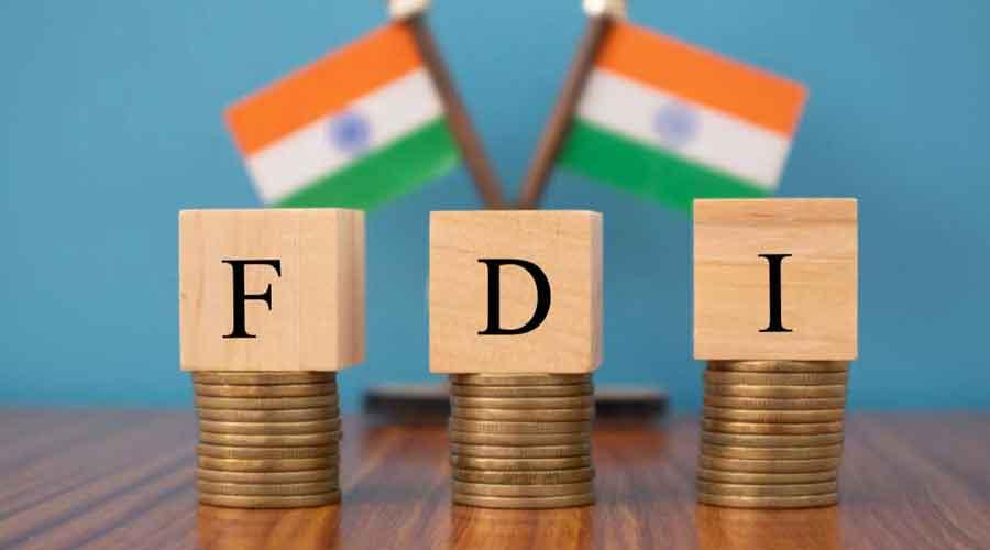 FDI limit in NPS fund managers hiked to 74%   NPS நிதி மேலாளர்களில் அந்நிய நேரடி முதலீடு வரம்பு 74% ஆக உயர்த்தப்பட்டது  _40.1