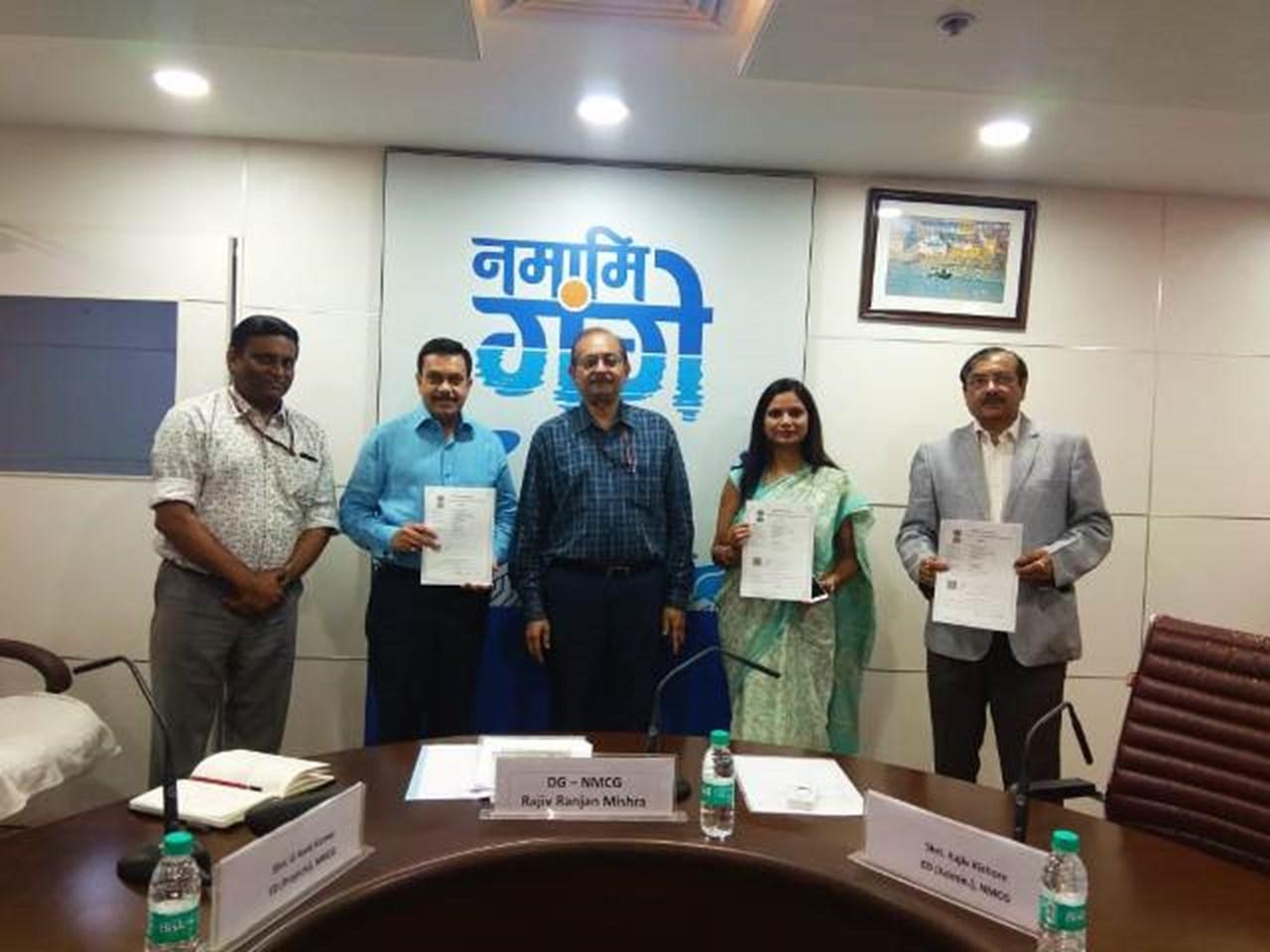 Daily Current Affairs - NMGC approves new projects for rejuvenation of 6 rivers in Uttarakhand   உத்தரகண்ட் மாநிலத்தில் 6 ஆறுகளை புத்துயிர் பெறுவதற்கான புதிய திட்டங்களுக்கு NMGC ஒப்புதல் அளித்துள்ளது  _40.1