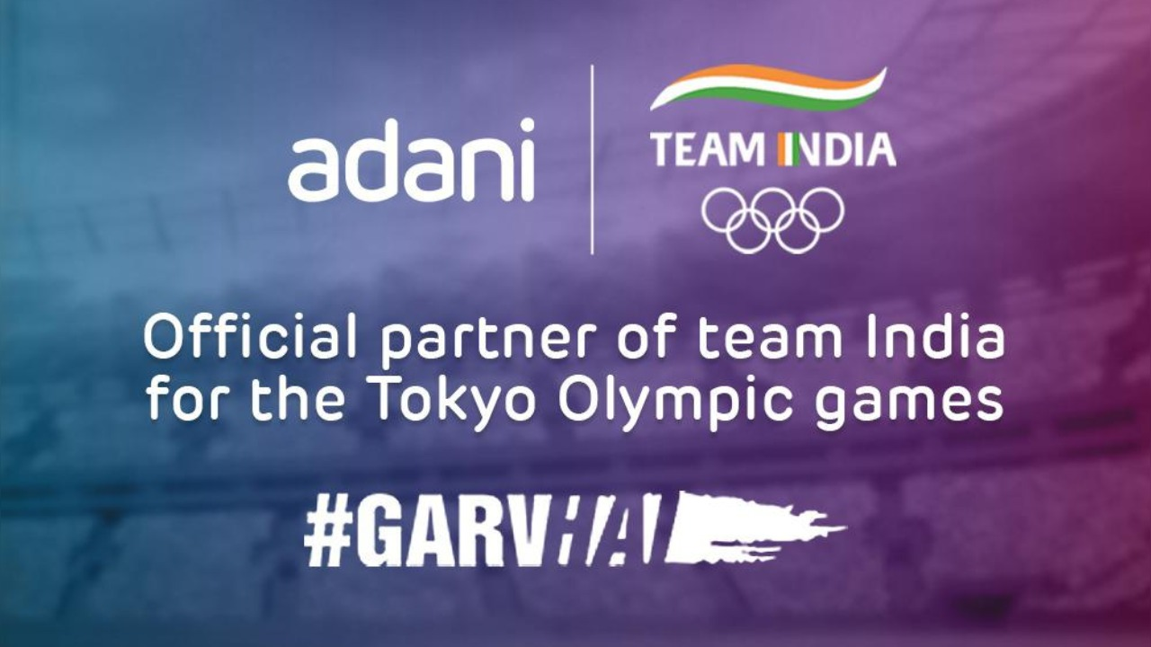 IOA ropes in Adani Group as sponsor for Tokyo Olympics | டோக்கியோ ஒலிம்பிக்கிற்கு ஸ்பான்சராக IOA யில் அதானி குழுமம் சேர்ந்துள்ளது |_40.1