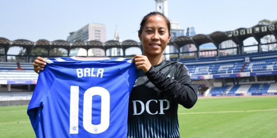 Ngangom Bala Devi named AIFF 'Women's Footballer of the Year' 2020-21 | நங்கங்கோம் பாலா தேவி AIFF 'ஆண்டின் மகளிர் கால்பந்து வீரர்' 2020-21 ஆகா தேர்ந்தேடுக்கப்பட்டார் |_40.1