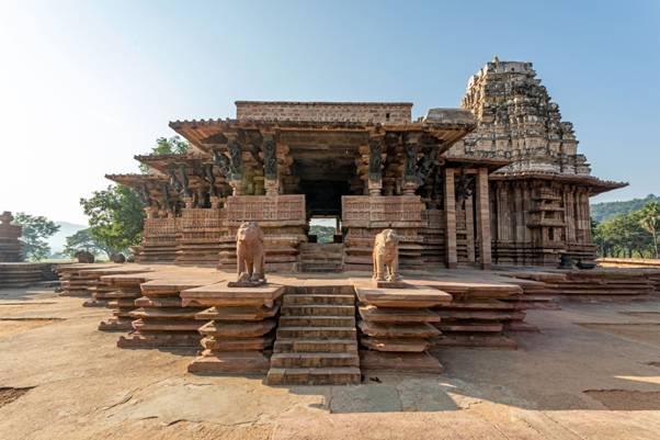 Rudreswara Temple inscribed as India's 39th UNESCO World Heritage List   இந்தியாவின் 39 வது ஆக யுனெஸ்கோ உலக பாரம்பரிய பட்டியலில் ருத்ரேஸ்வரர் கோயில் சேர்க்கப்பட்டது.  _40.1
