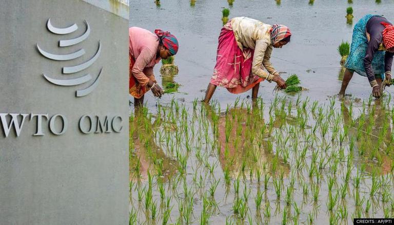 India Enters WTO's Top 10 Agricultural Produce Exporters In 2019   இந்தியா WTO இன் சிறந்த 10 விவசாய உற்பத்தி ஏற்றுமதியாளராக 2019 இல் உள்ளது    _40.1