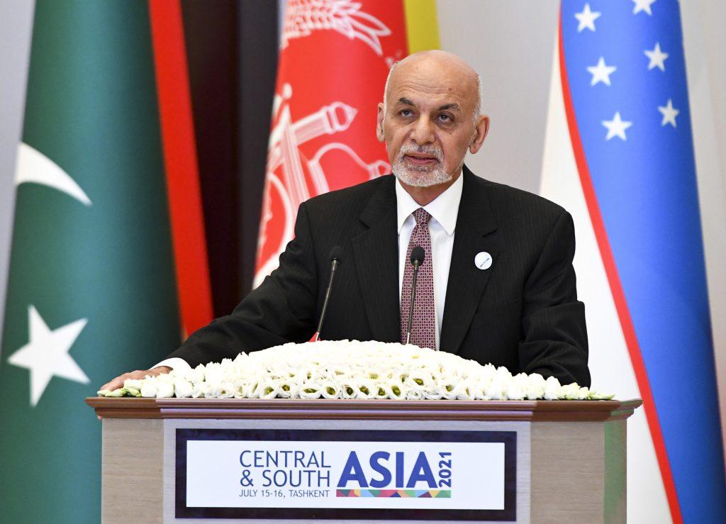 Uzbekistan hosts 'Central-South Asia conference 2021 | உஸ்பெகிஸ்தான் 'மத்திய-தெற்காசியா மாநாட்டை 2021 நடத்துகிறது |_40.1