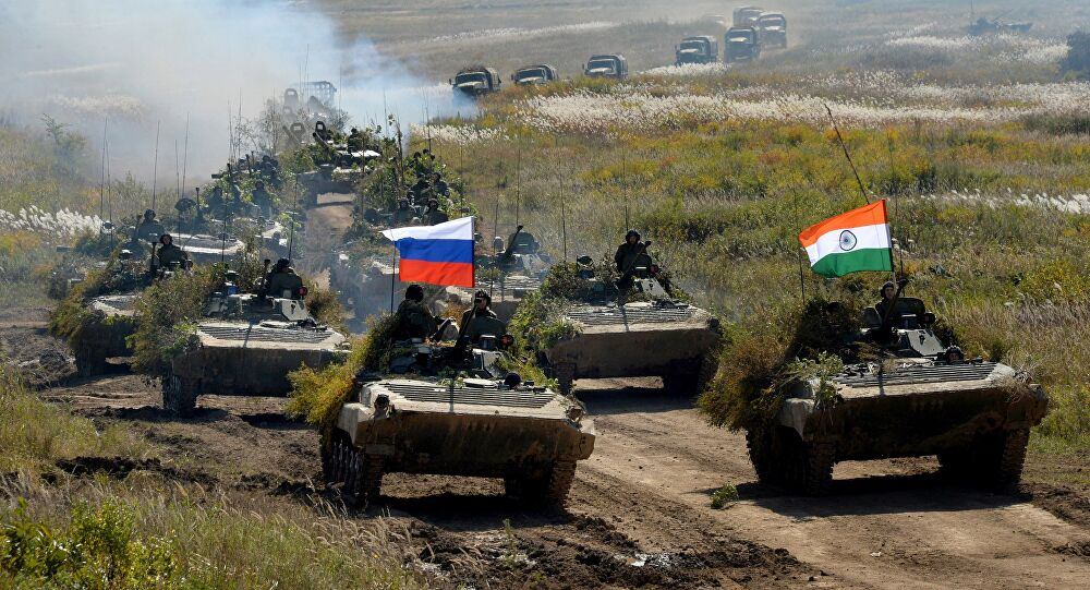 Indo-Russia Joint Military Drill 'Exercise INDRA 2021' to be held in Russia   இந்தோ-ரஷ்யா கூட்டு 'ராணுவ பயிற்சி INDRA 2021' ரஷ்யாவில் நடைபெற உள்ளது  _40.1