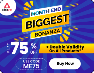 Biggest Bonanza Month End Offer: Flat 75% Off + Double Validity Offer On All Products  _50.1
