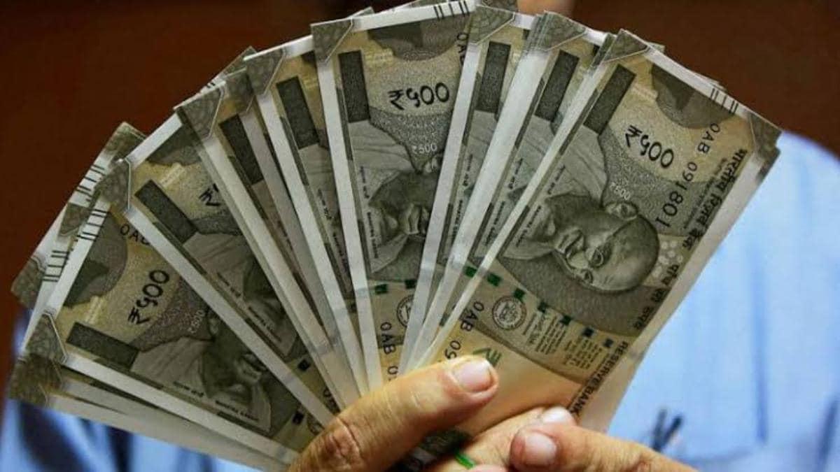 Modi govt's fiscal deficit touches 18.2% of annual target | மோடி அரசின் நிதிப் பற்றாக்குறை ஆண்டு இலக்கின் 18.2% ஐத் தொட்டது |_40.1