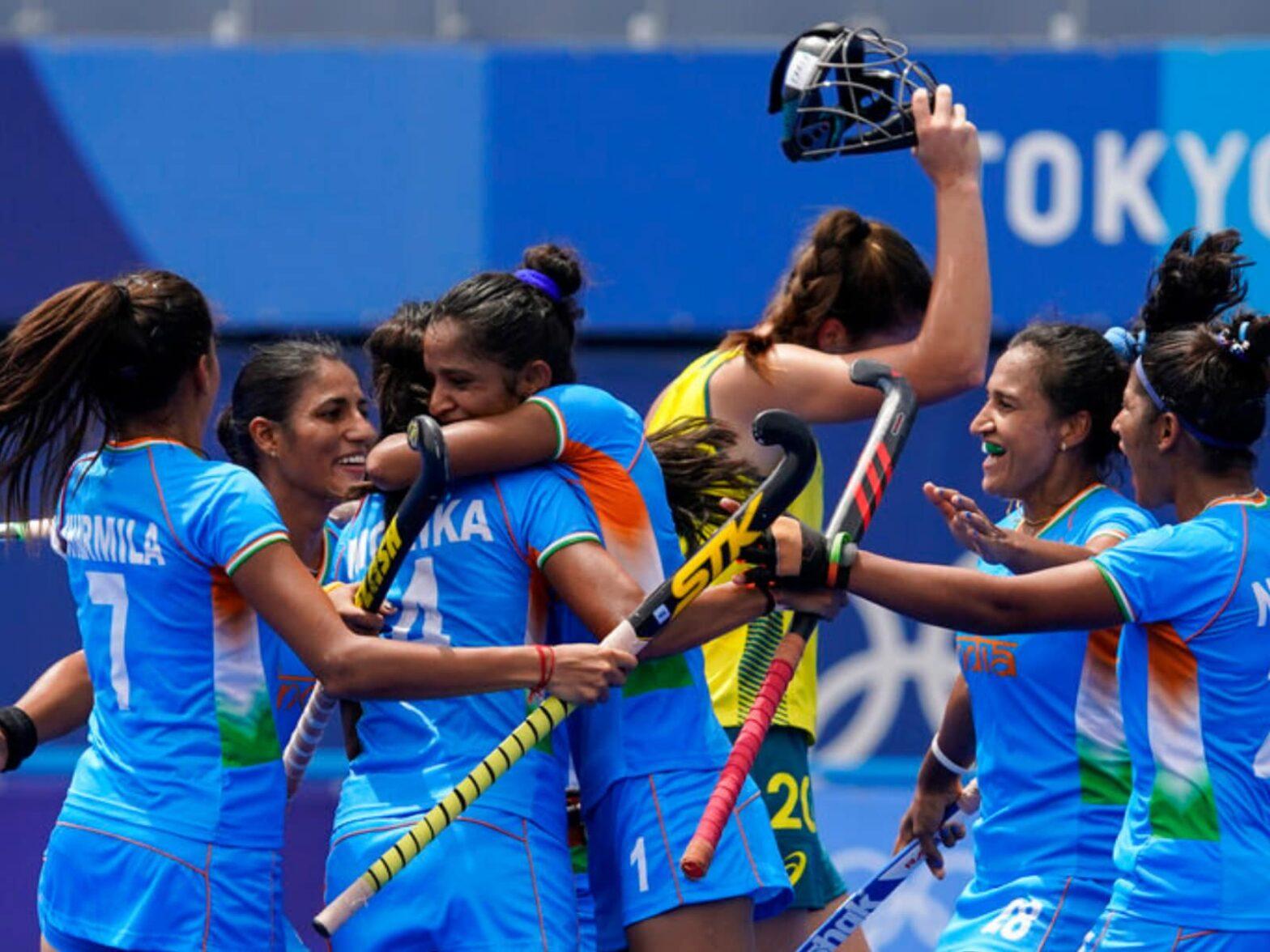 TNPSC study materials: Sports| Indian women's hockey team reaches semi finals |_40.1