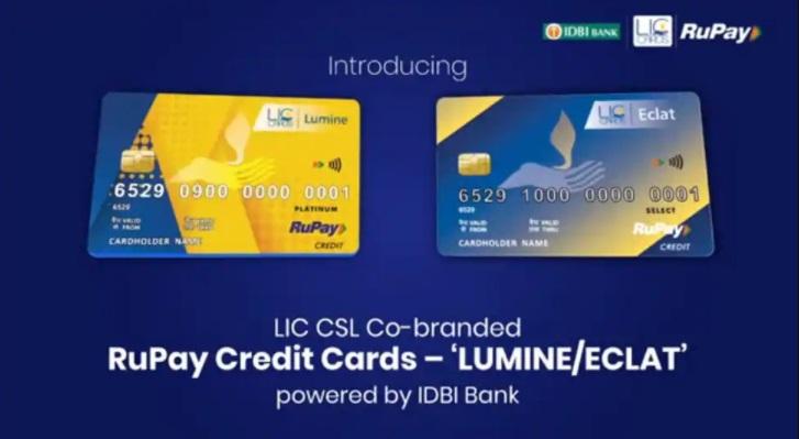 LIC Cards Services, IDBI Bank launch RuPay credit cards Lumine, Eclat | LIC கார்டுகள் சேவைகள், IDBI வங்கி ரூபே கிரெடிட் கார்டுகள் லுமின், எக்லாட் உடன் தொடங்குகிறது |_40.1