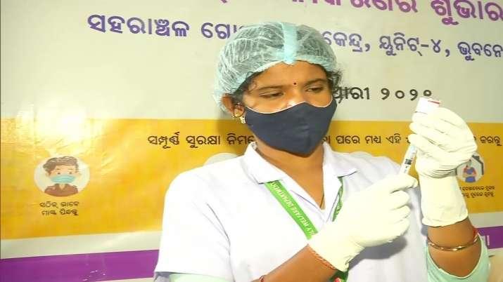 Bhubaneswar becomes first Indian city to vaccinate 100% against COVID-19 | Covid-19 க்கு எதிராக 100% தடுப்பூசி போட்ட முதல் இந்திய நகரமாக புவனேஸ்வர் மாறியுள்ளது |_40.1