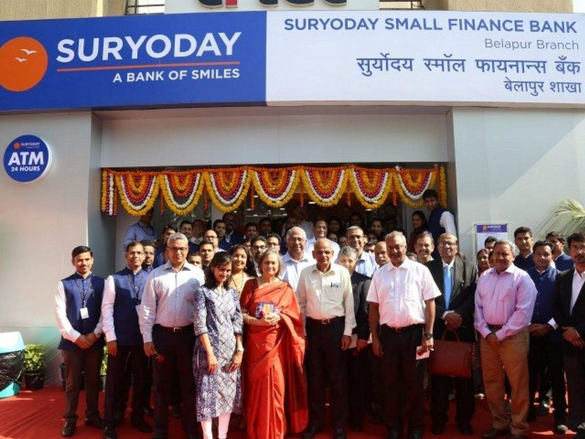 Suryoday Small Finance Bank opens 'Health and Wellness Savings account  _40.1