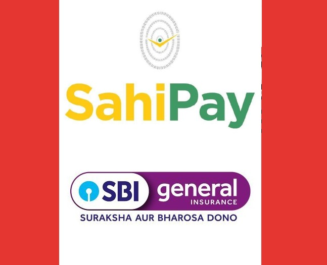 SBI General partners with SahiPay to offer general insurance products |_40.1