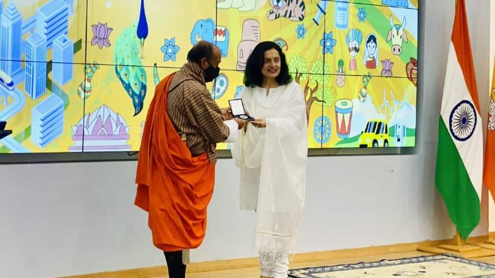 Mangdechhu Hydroelectric Project in Bhutan gets Brunel Medal |_40.1