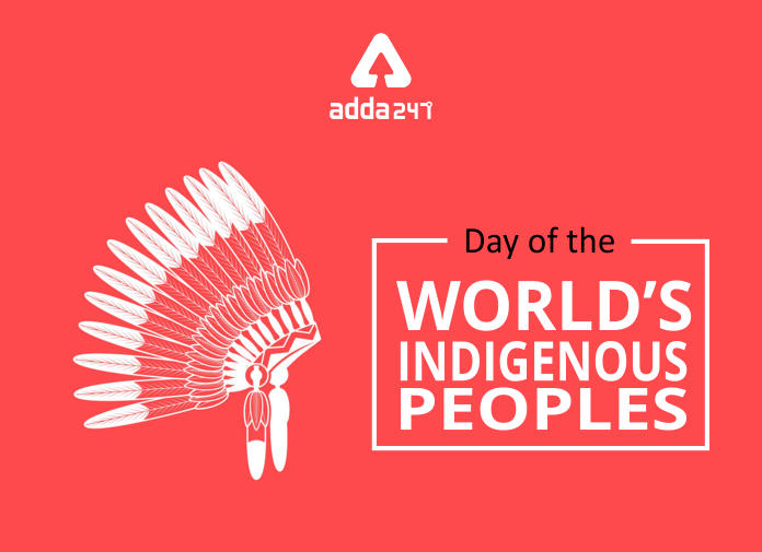 International Day of the World's Indigenous Peoples: 9 August |_40.1