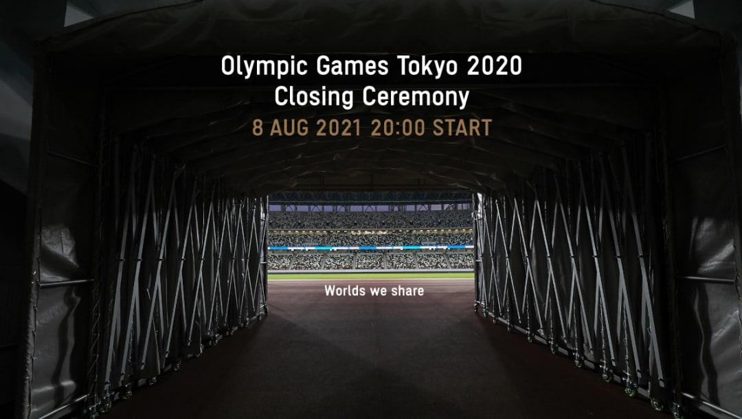 Tokyo Olympics 2020 Closing Ceremony Highlights |_40.1