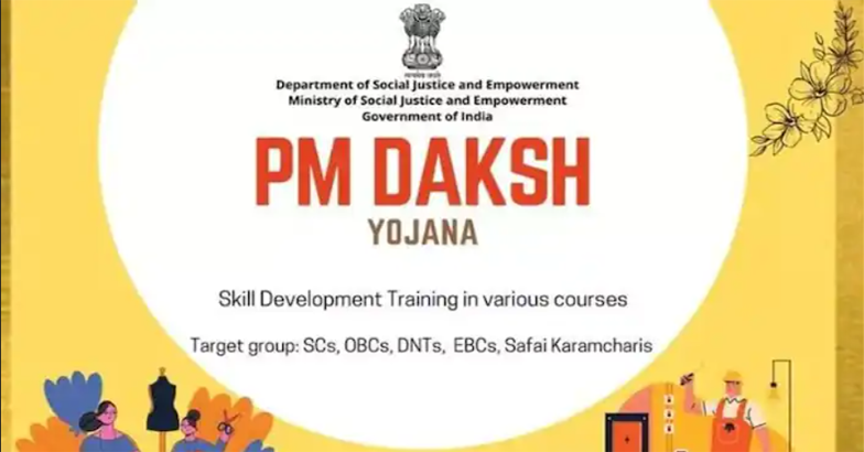 Ministry for Social Justice launches 'PM-DAKSH' Portal and Mobile App |_40.1