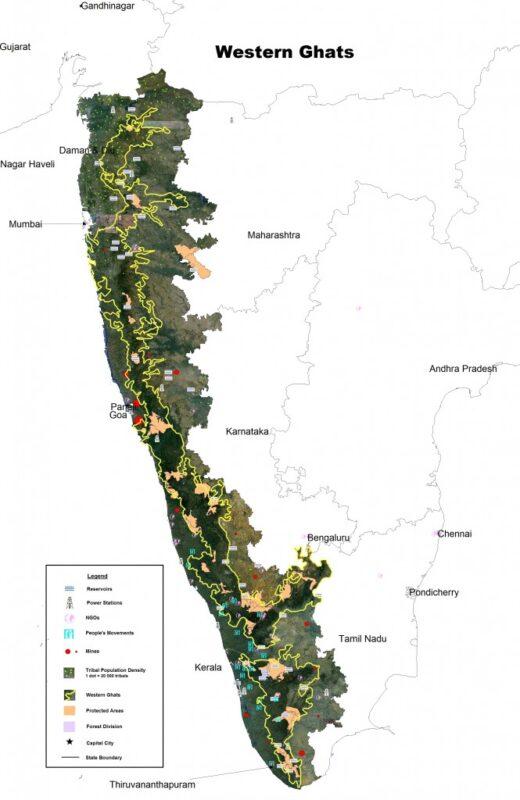 Western Ghats of India | இந்தியாவின் மேற்குத் தொடர்ச்சி மலைகள் |_40.1