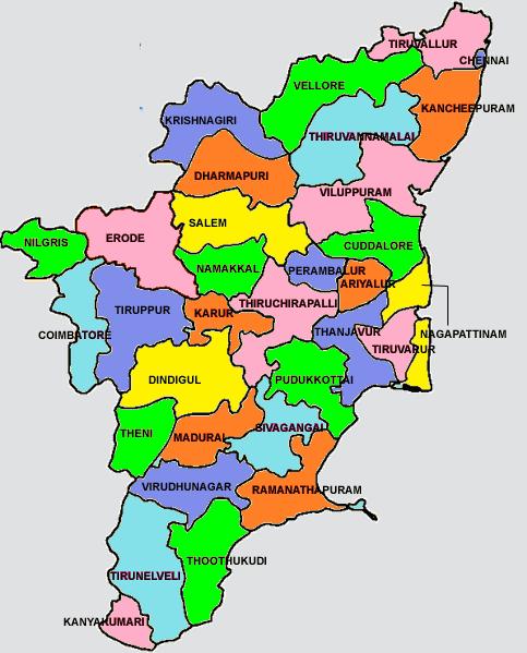 Corporations in Tamil Nadu | தமிழ்நாட்டில் உள்ள மாநகராட்சிகள் |_40.1