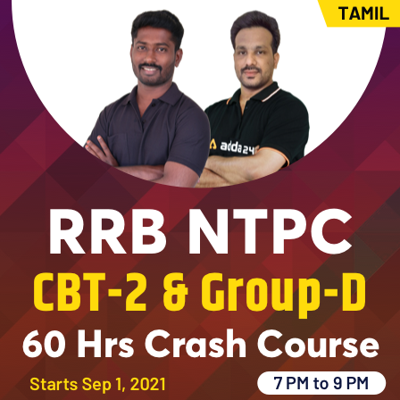 RRB NTPC CBT 2 Study Plan : Practice Daily 2021  _50.1