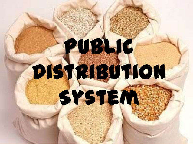 PDS பொது விநியோக அமைப்பு (Public Distribution System) in Tamilnadu  _50.1
