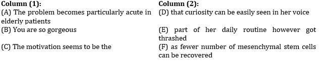 English language quiz For IBPS Clerk pre [6 September 2021] |_140.1