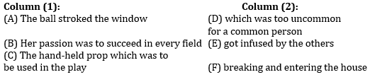 English language quiz For IBPS Clerk pre [6 September 2021] |_80.1