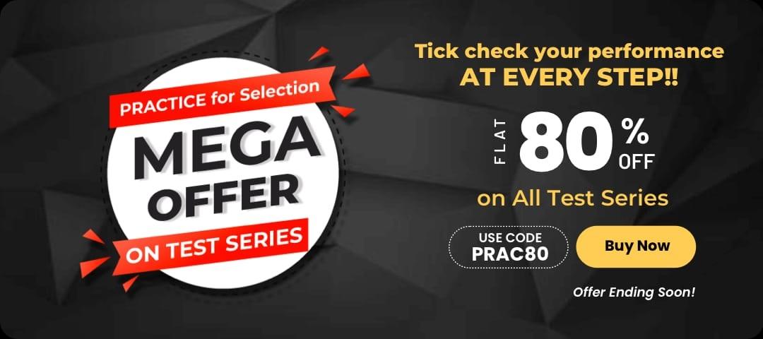 Mega offer on test series | 80% off on all test series |அனைத்து டெஸ்ட் சீரிஸ்களுக்கும் 80% தள்ளுபடி |_40.1