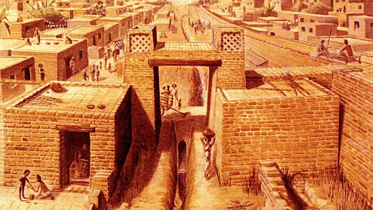 சிந்துவெளி நாகரிகம் (ஹரப்பா) | Indus Valley Civilisation (Harappa) |_80.1