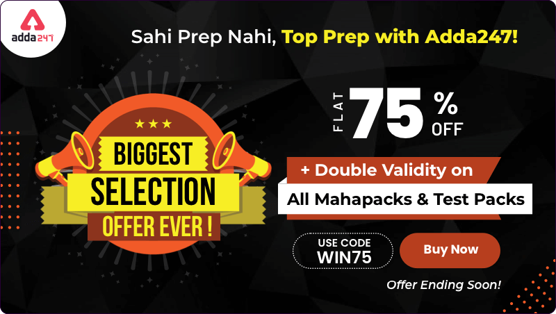 Biggest selection offer ever | 75% offer + Double validity on all products |_40.1